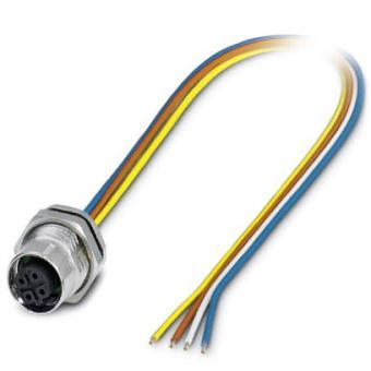 1419616 - SACC-DSI-M12FSD-4CON-M16/0,5